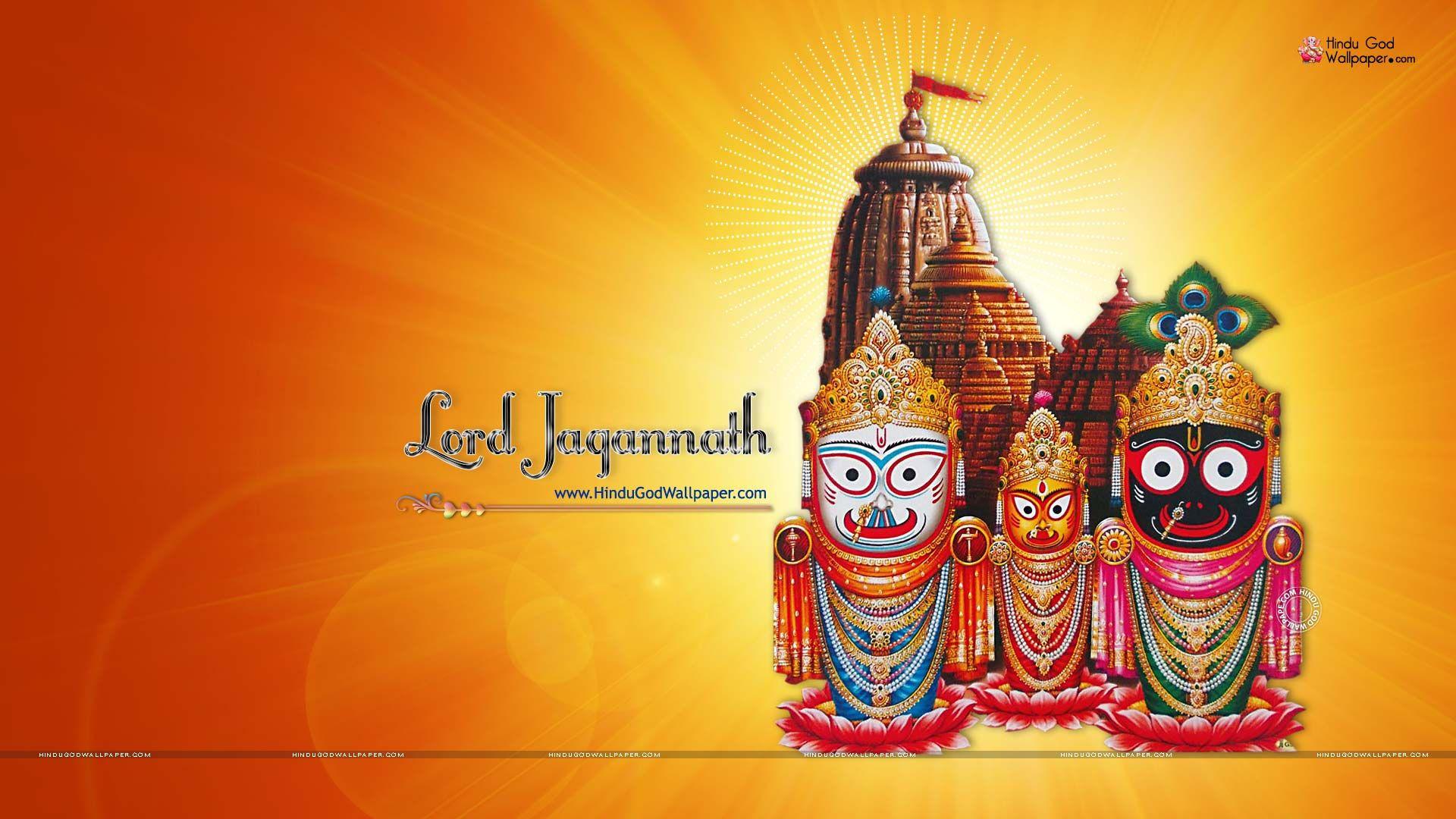 Lord Jagannath Hd Wallpapers Jagannath G In 2019 Pinterest