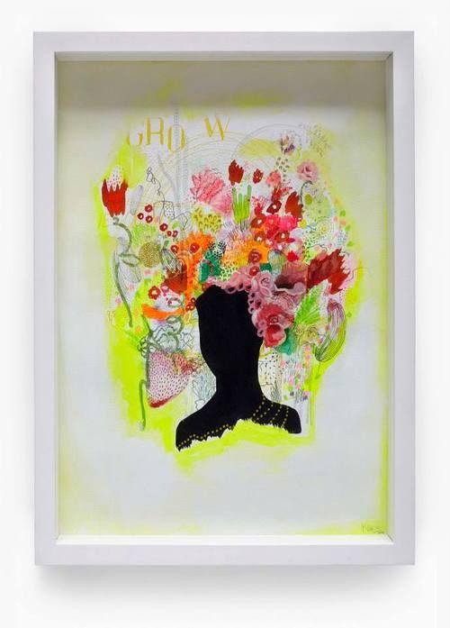 Mariana Espeche · pintura 4, 5 y 6 de Diciembre en MODOS Galería FLORA · Pequeña Feria de Arte Plantístico #FLORA #illustration #painting #botanic #botany #plantas #botanica #artist #artwork #argentina #marianaespeche #botanic #botanical #handmade #original