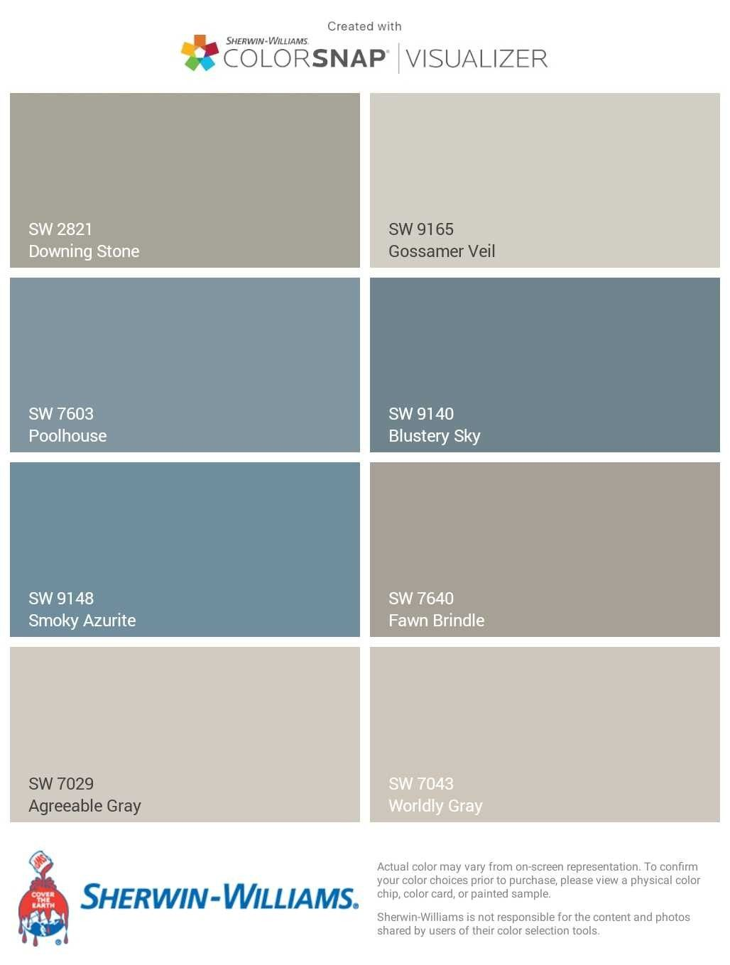 Greige House Exterior Paint Colors Pale Medium Blue For Front Door