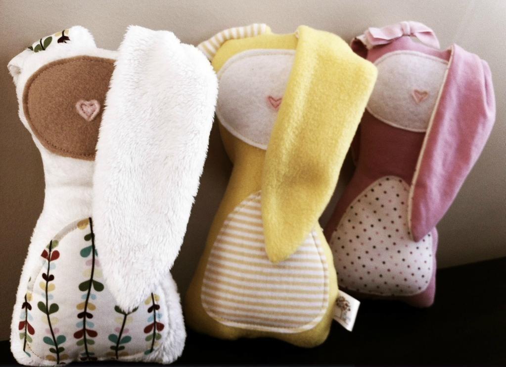 Bunny Pattern- Soft Toy