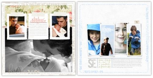 Getting Started with Digital Scrapbooking Series
