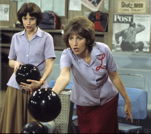Worth noting is Boo Boo Kitty, Shirley's stuffed cat, as well as Laverne's  propensity for drinking a mixture of Pepsi and… | Laverne & shirley, Laverne,  Women humor