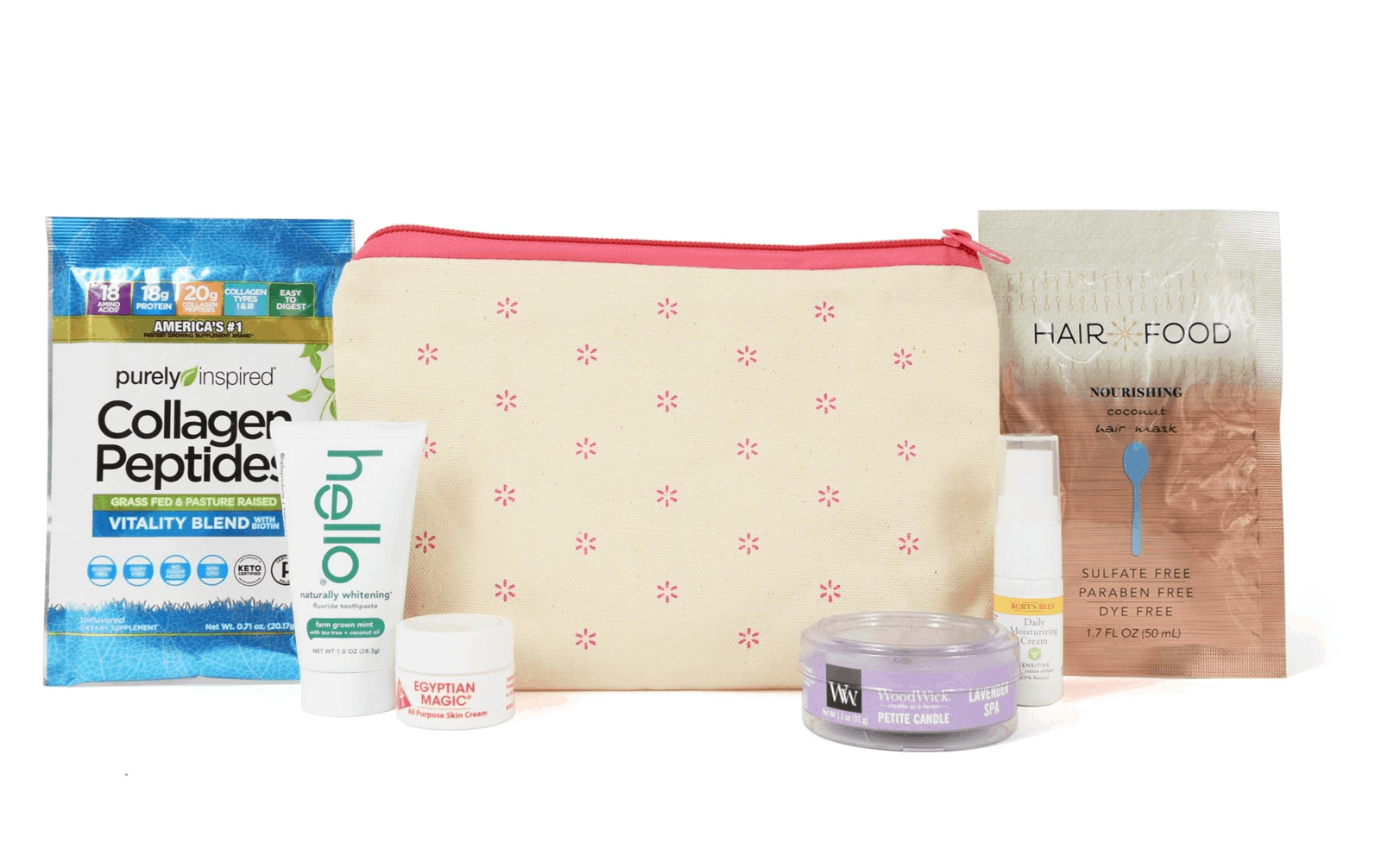 Walmart Beauty Box Spring 2019 Box Available Now! hello
