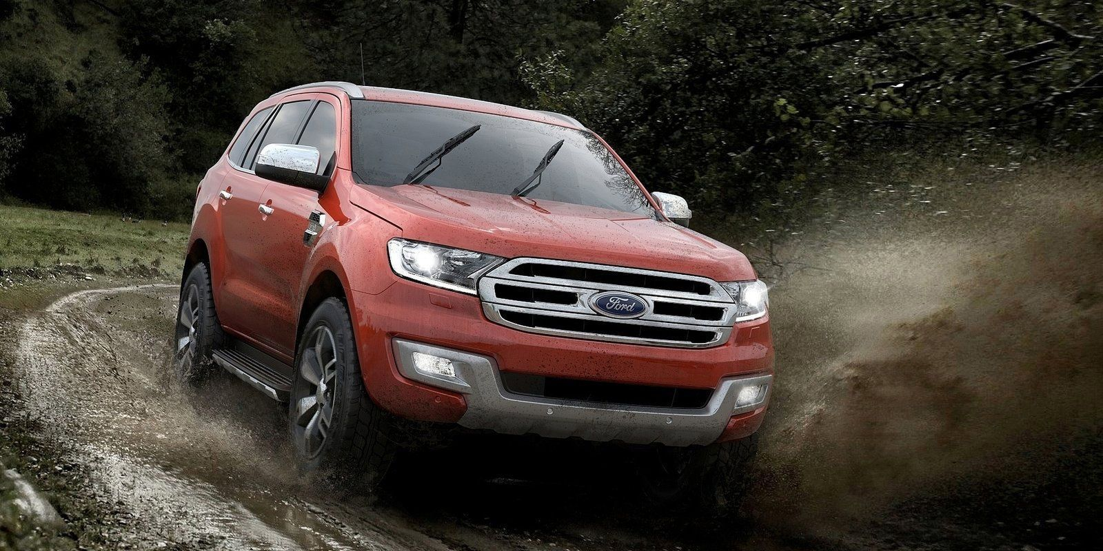 The new bronco won t be a reworked ford everest after all