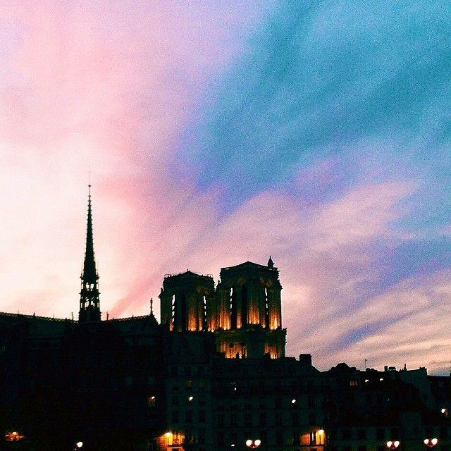 Notre-Dame-de-Paris on my Instagram : http://instagram.com/melicot/