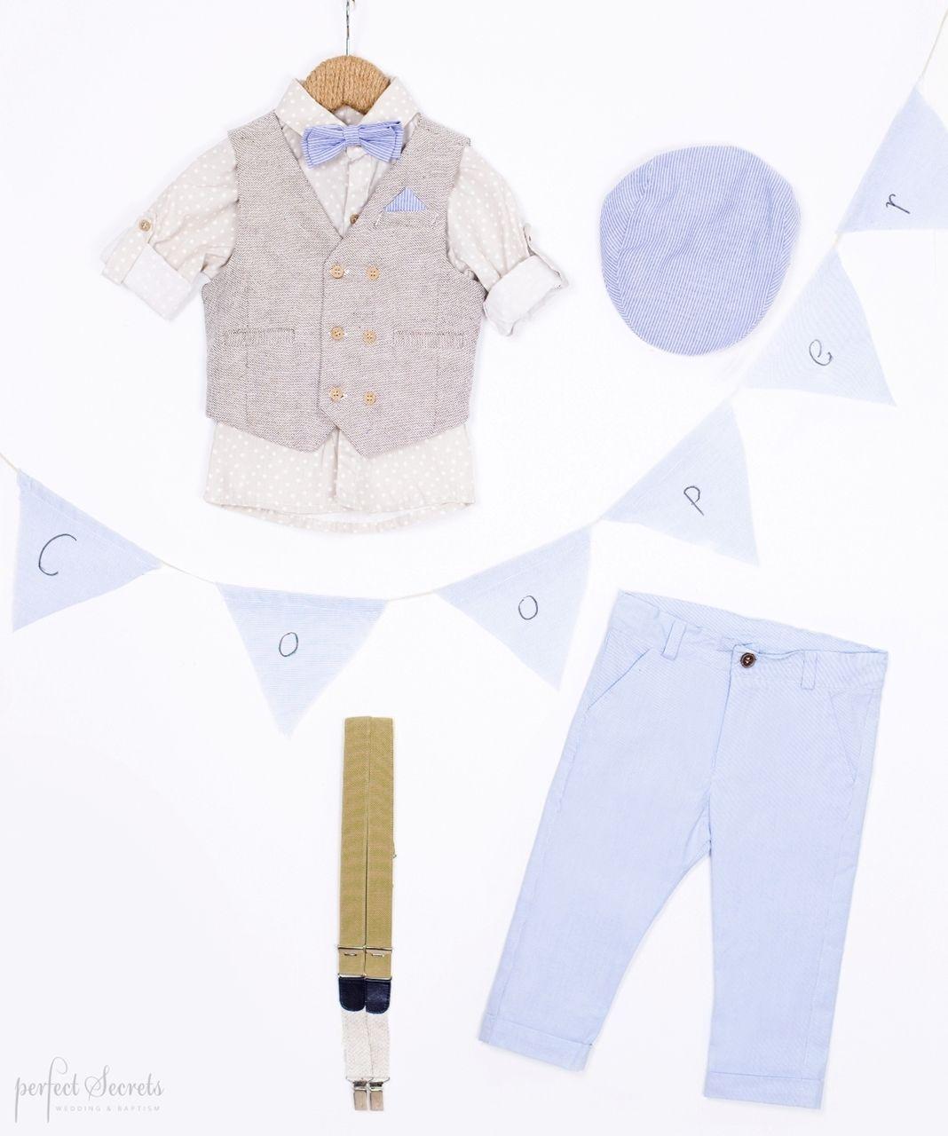 bambolino βαπτιστικά ρούχα για αγόρι 65a46fb58ca