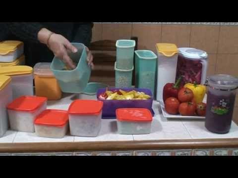 نصائح للحفاظ على منتجات التابروير و تنظيفها و التخلص من الروائح بها