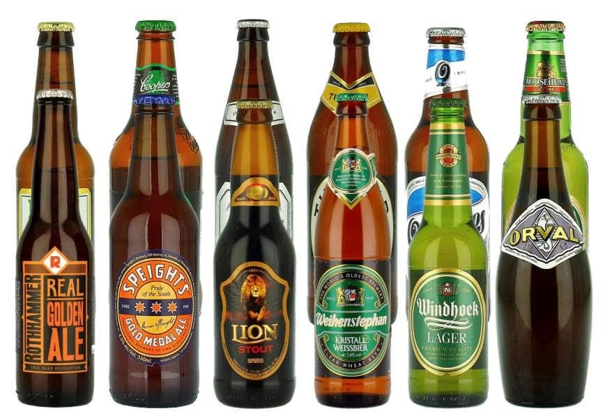 Continental Mixed 12 (With images) Gluten free beer