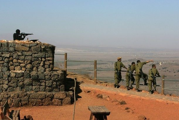 Mount Bental is part of an extinct volcano located in the northeastern region of the Golan Heights. At the top of Bental there is an abandoned Israeli bunker that was used to observe the entire Golan Heights region....