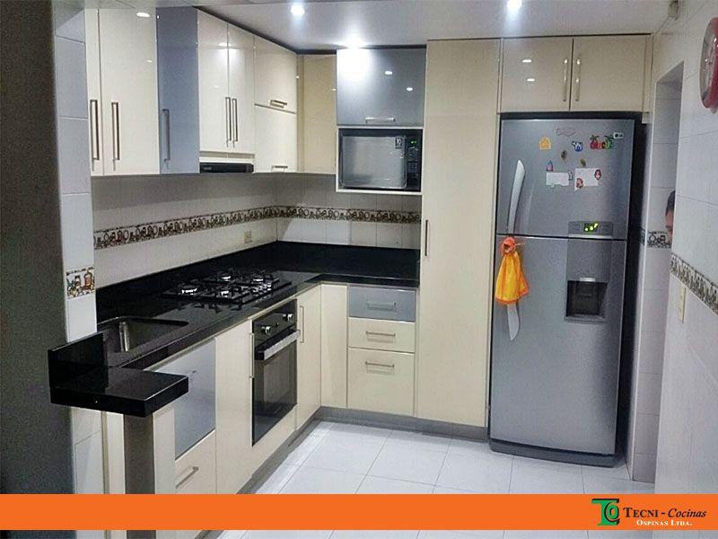 Cocinas Integrales Terminadas En Pintura Poliuretano En 2020 Cocinas Integrales Cocinas Mobiliario De Cocina