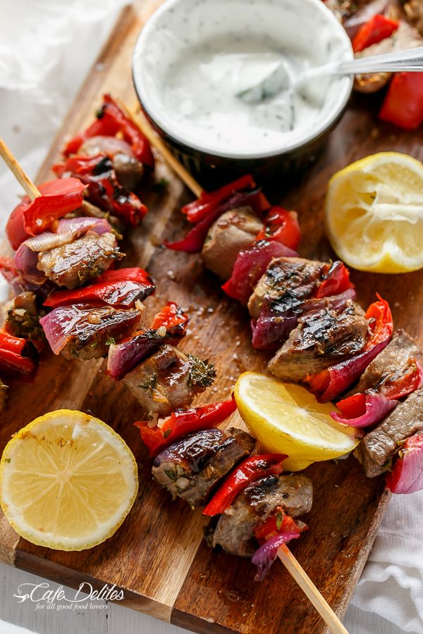 recipe: greek lamb shish kabob marinade [30]