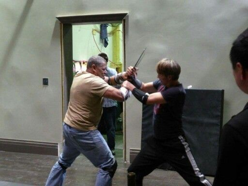 Hannibal fight practice