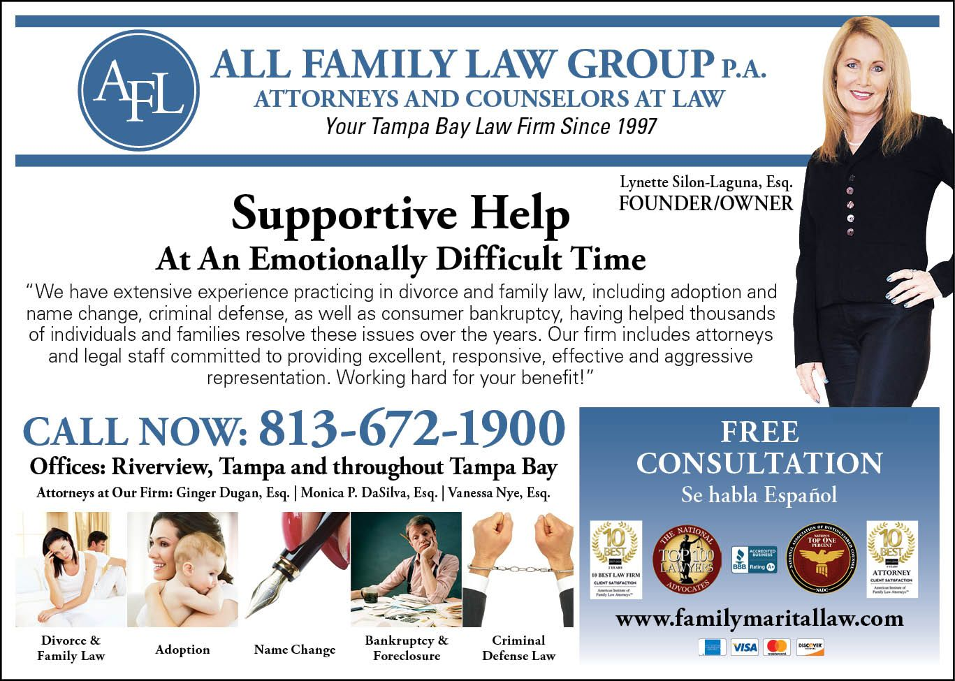 Pin on Best Tampa Divorce, Family, Criminal Law Attorneys