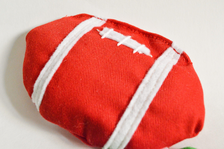 Catnip football, Catnip toy, Valerian Root available