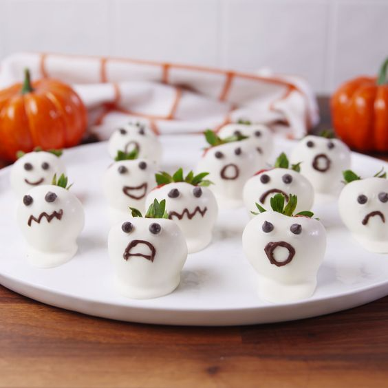 100 Halloween Appetizer Recipes that are spooky bu