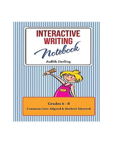 cc aligned interactive writing notebook grades  this interactive writing notebook grades 6 8 covers narrative essay writing compare