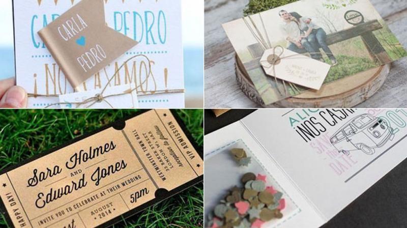 Yo me lo guiso, yo me lo diseño: Ideas y consejos para crear tus invitaciones de boda - Contenido seleccionado con la ayuda de http://r4s.to/r4s