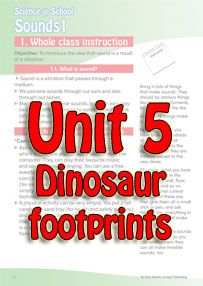 Dinosaur lessons ks2