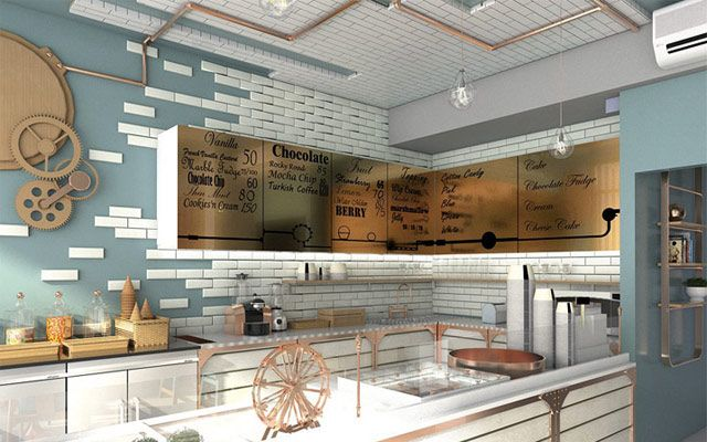 Decofilia selecciona para ti las mejores helader as en for Diseno de interiores vintage