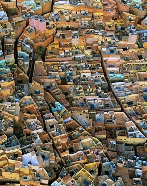 El Atteuf  is a town and commune in Ghardaïa Province, Algeria.  It is located in the M'zab valley about 6 kilometres east of Ghardaïa, the provincial capital.El Atteuf lies on the banks of the Wadi Mzab, an intermittent river in the M'zab valley, downstream of Ghardaïa. The area has been listed as a UNESCO World Heritage Site. El Atteuf is the oldest town in the area.