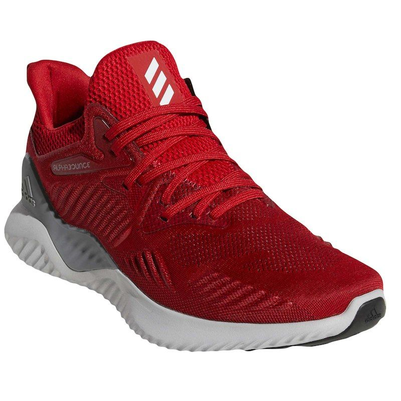 low priced 6edeb 766eb adidas AlphaBounce Beyond Shoes - Red