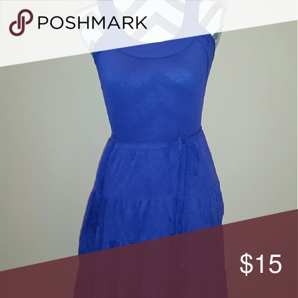 Derek heart maxi tank dress