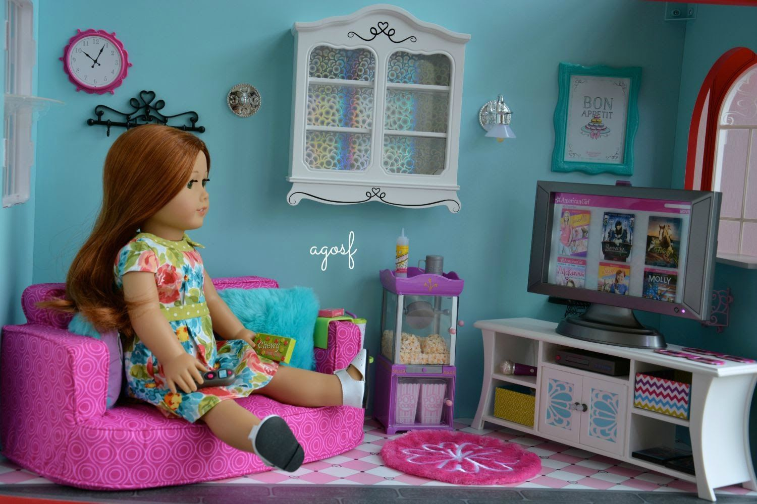 Genial 70+ American Girl Doll Living Room   Ideas To Divide A Bedroom Check More At