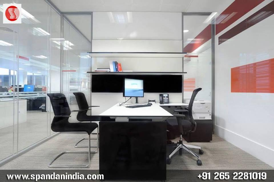 Executive Office Cabin Furniture Design Idea By Spandan Enterprises
