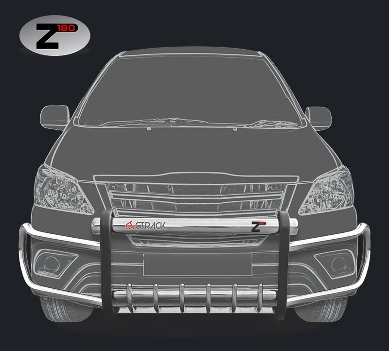 Endeavour Front Guard Ctrack Z180 Toyota Innova Guard Suv Car