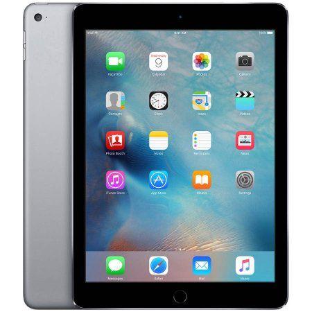 Ipad Air 2 Wi Fi 128gb Space Gray Walmart Com Apple Ipad Mini New Apple Ipad Refurbished Ipad