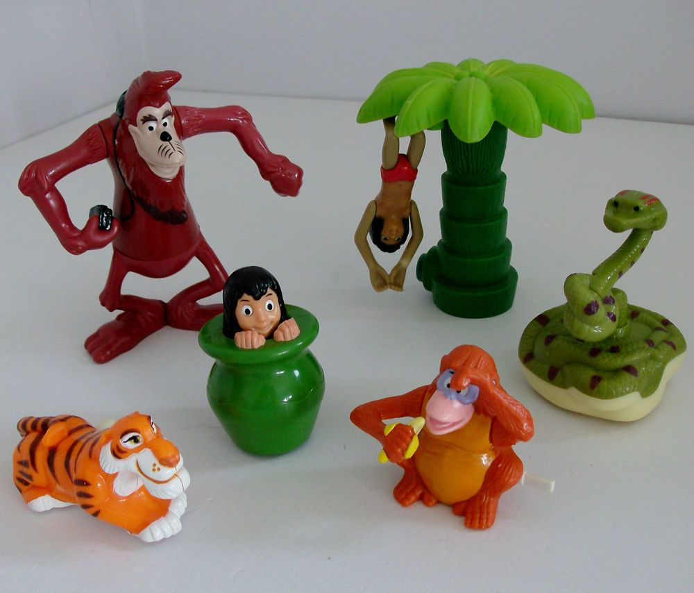 Disney Jungle Book Toy Figures   | eBay