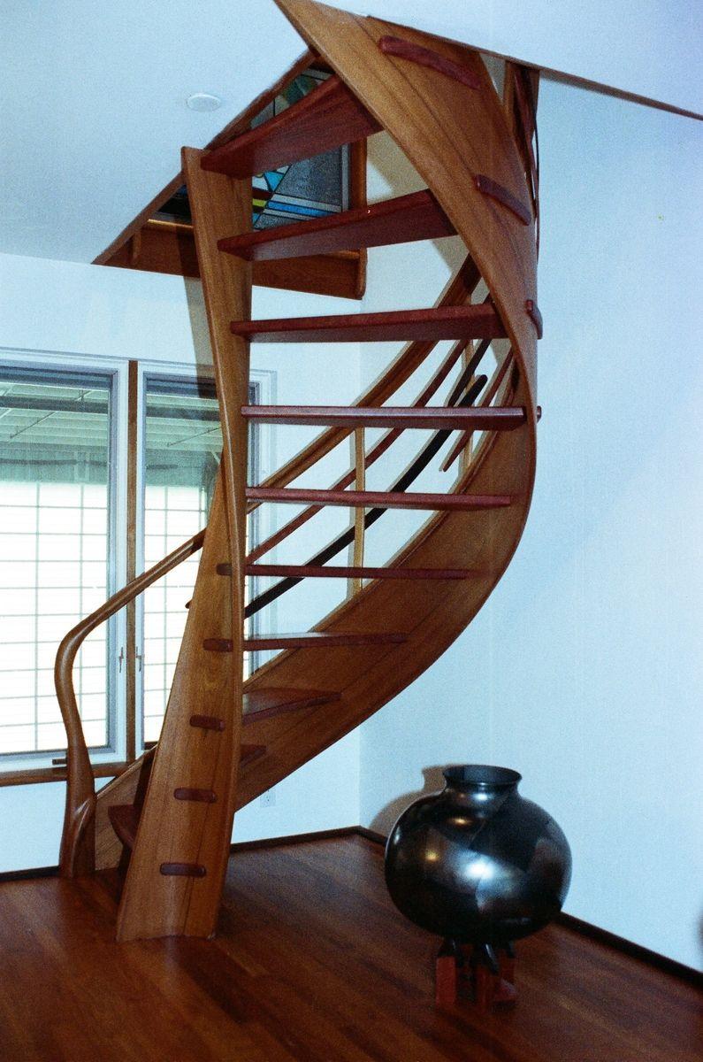 Ordinaire Custom Made Spiral Stair