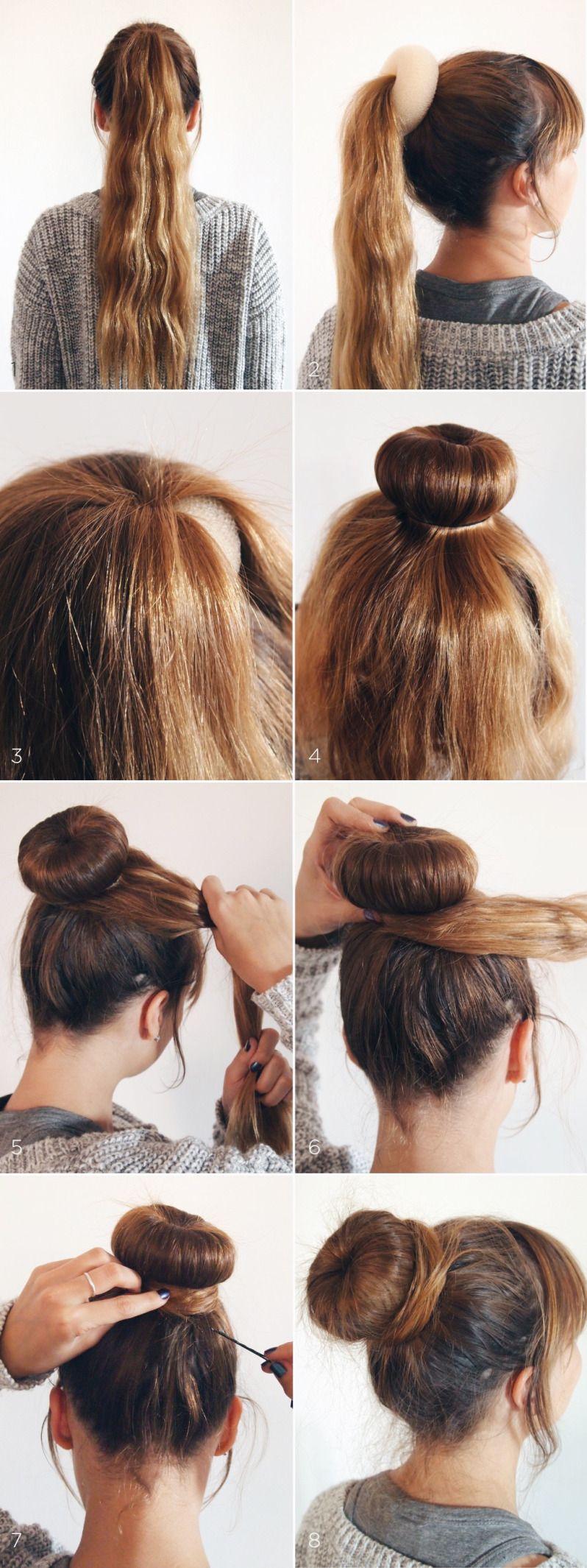 Dona De Pelo Ideario Blog Peinados Con Dona
