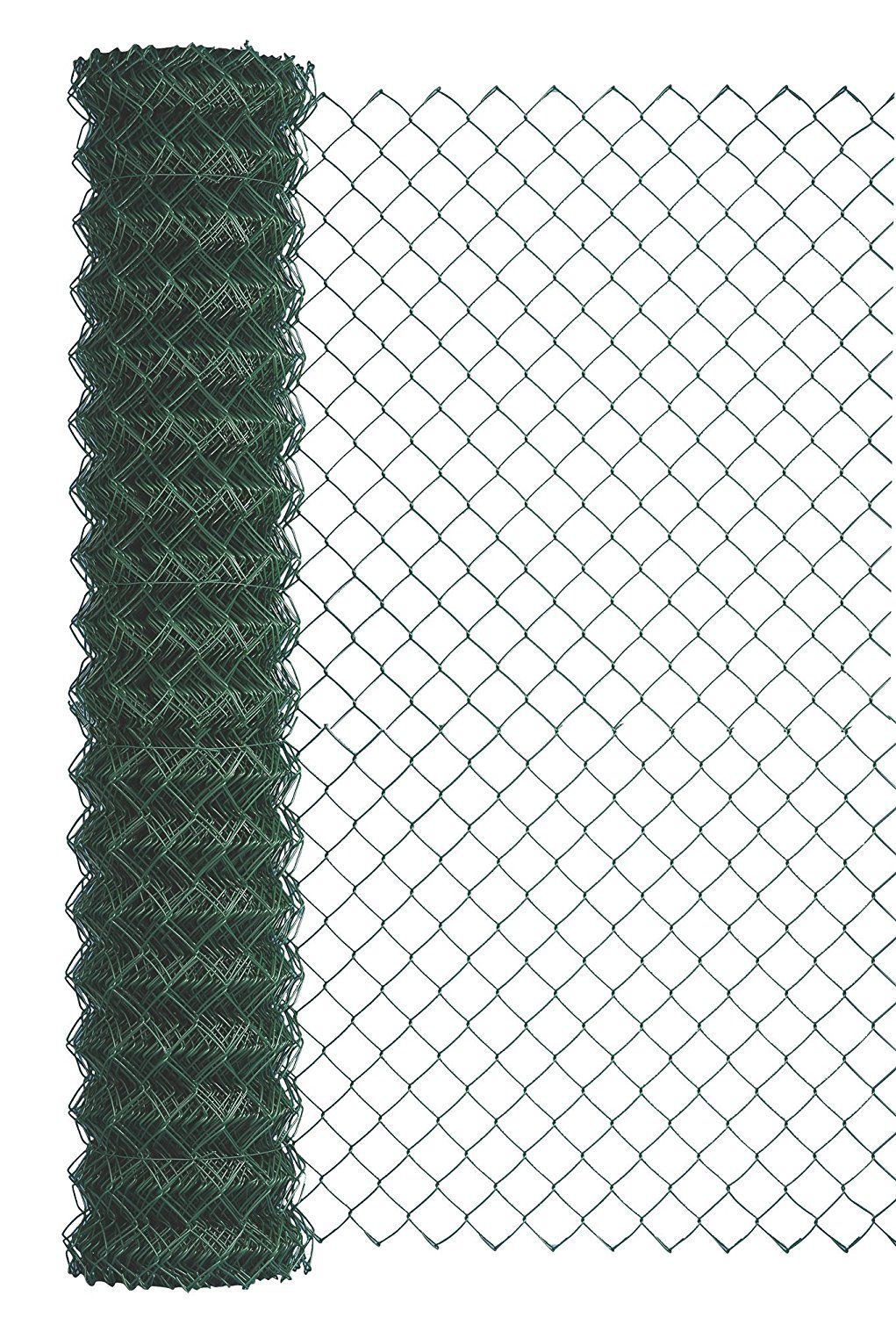 GAH-Alberts RAL 6005 Wire Mesh Fencing (Wire Thickness 2.8 mm, Mesh ...