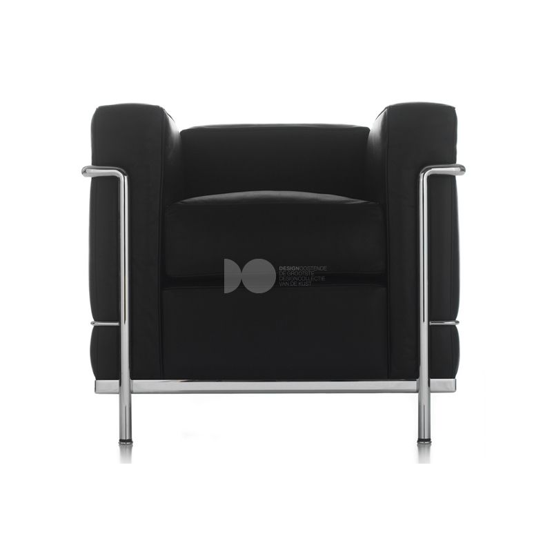 Cassina LC2 door Le Corbusier, Pierre Jeanneret en Charlotte Perriand