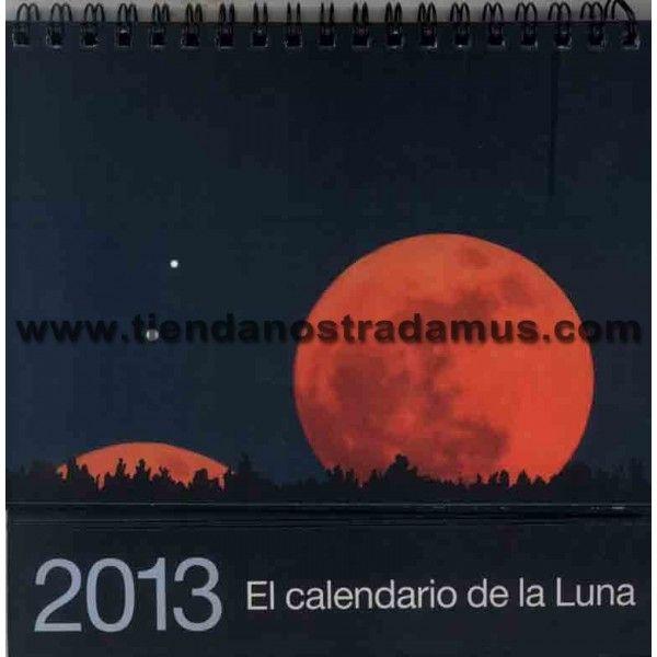 Calendario Lunar para el año 2013. Ten a mano las fases de la Luna para todo el Mes