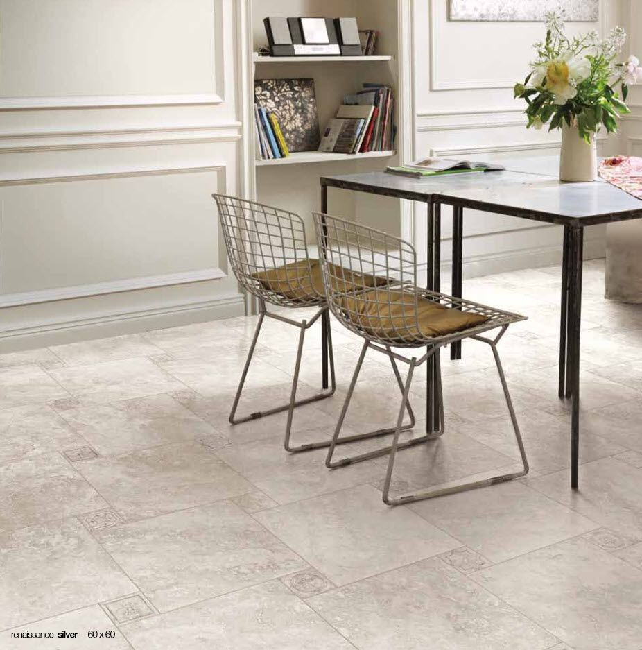 Renaiss silver 600x600mm porcelain tile travertine look suitable renaiss silver 600x600mm porcelain tile travertine look suitable for walls and floors doublecrazyfo Choice Image