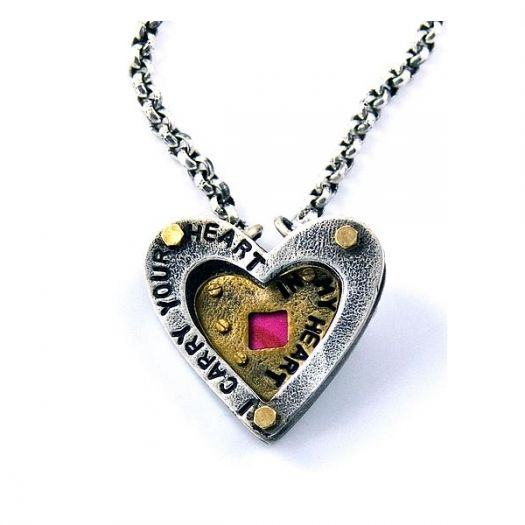 mixed media jewelry - Google Search