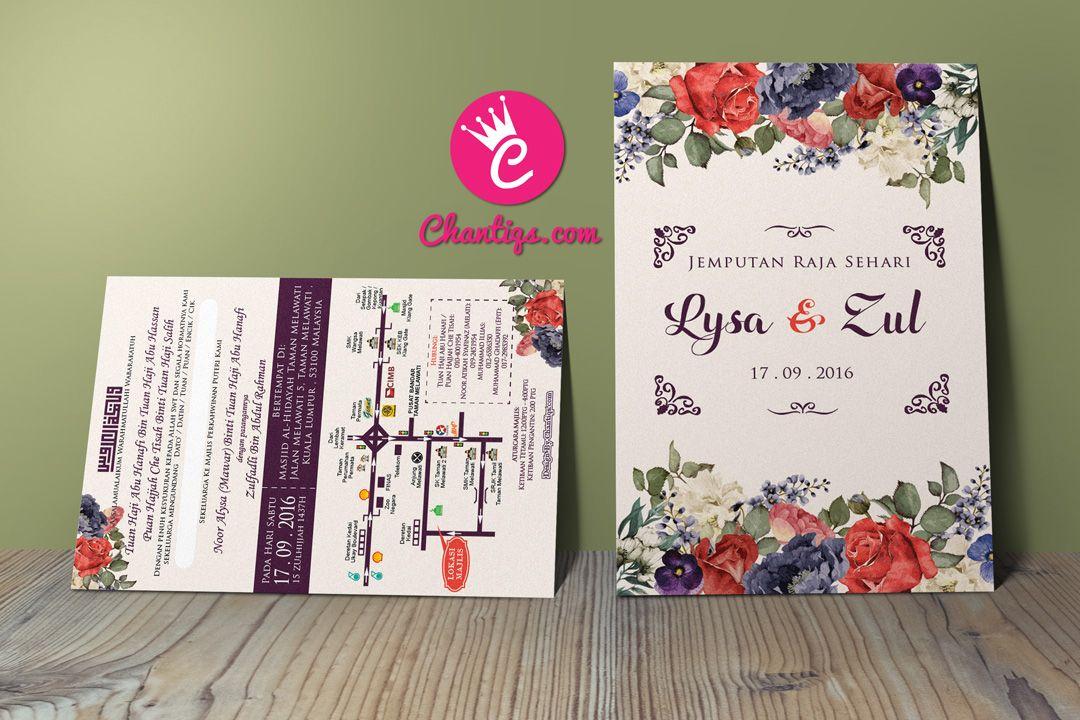 Home Chantiqs Kad Kahwin Kad Kahwin Wedding Cards Wedding Invitations