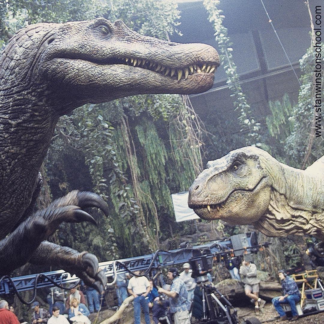 FASTER. BIGGER. BADDER. Jurassic Park III's fullsize
