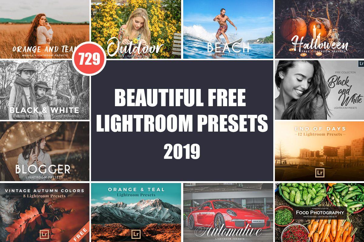 Free lightroom presets 2019