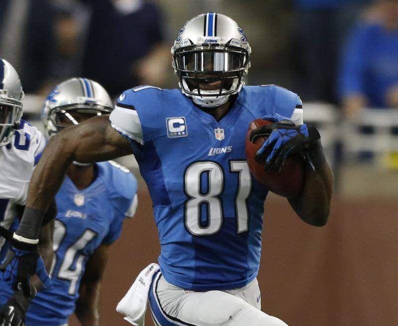 Detroit 31, Dallas 30 Lions QB Matthew Stafford's 1yard
