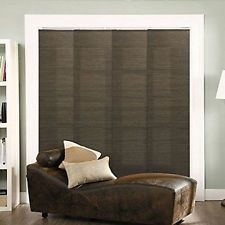 Charmant Blinds For Sliding Glass Doors Vertical Cordless Shade Double Rail 80 X 96