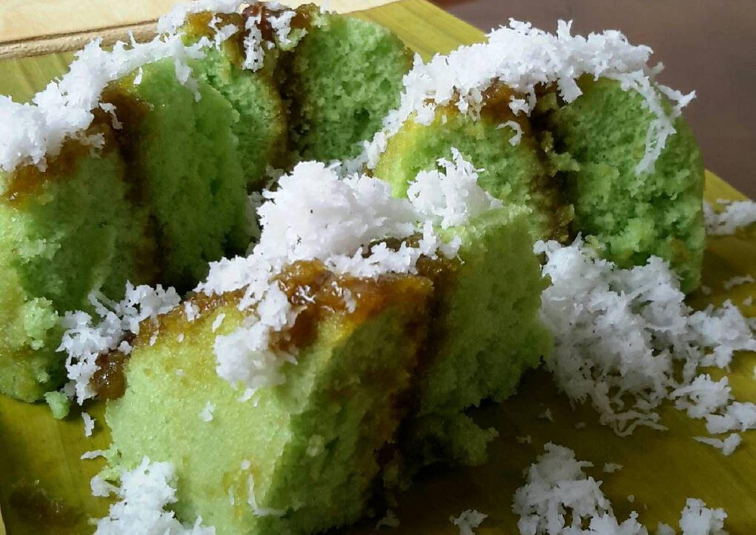 Resep Kue Putu Terigu Oleh Fathima Huriyya Resep Resep Kue Resep Resep Makanan