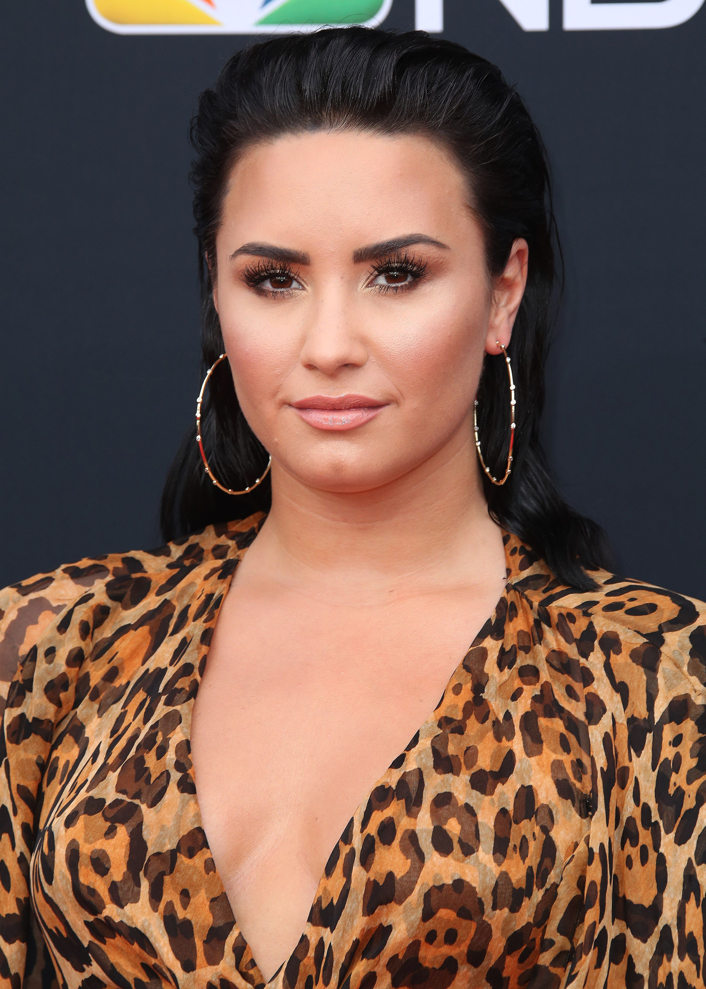 Demi Lovato Gets Her Ass Felt Up On Stage nude (41 pics)