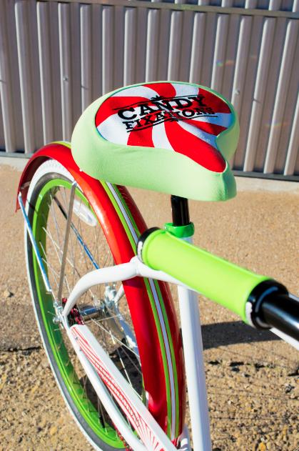 Bicycle Bell Sweet Heart Style Beach Cruiser BMX Lowrider Kid Child Bike NEW