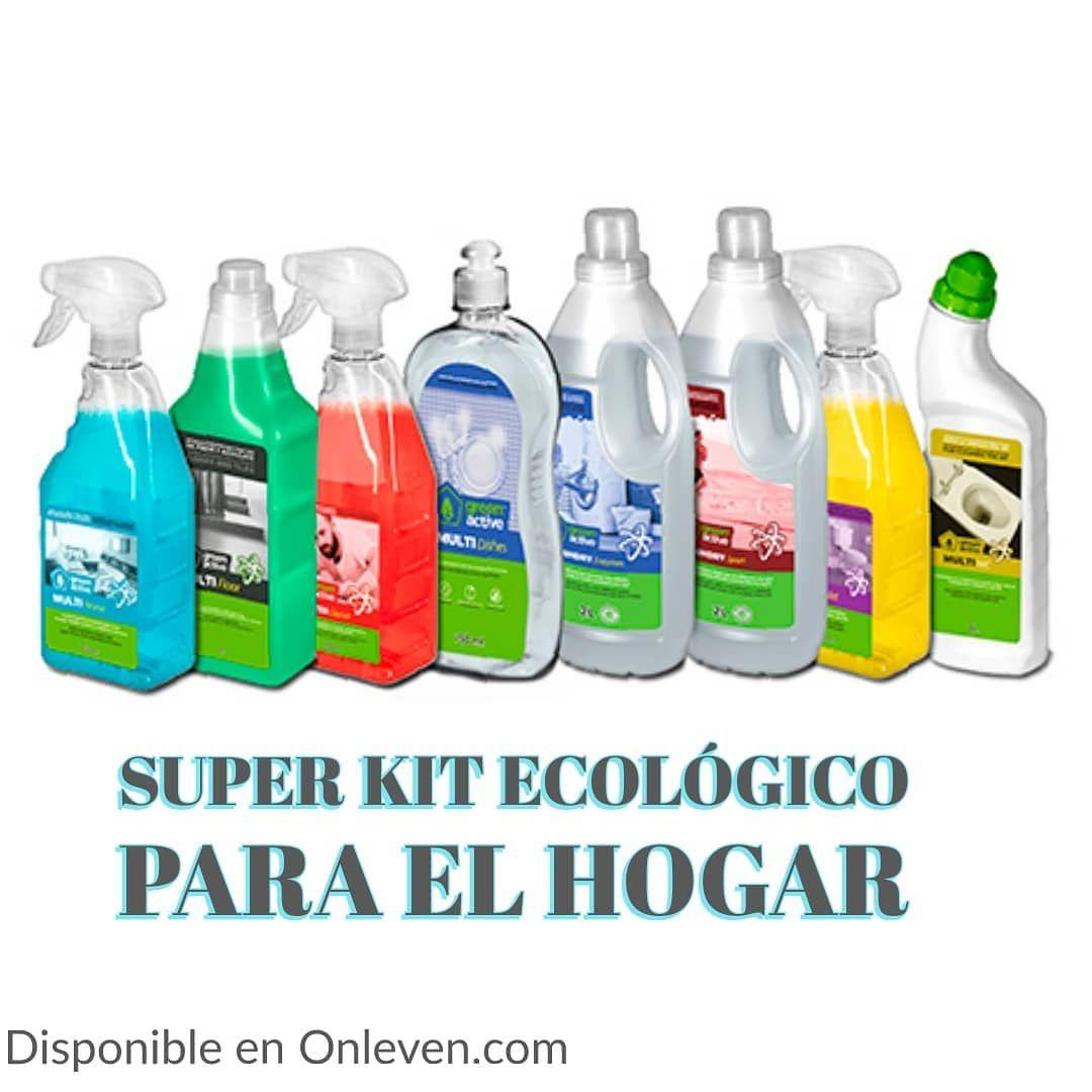 Super Kit Hogar Ecologico En Una Sola Compra Todos Los Productos