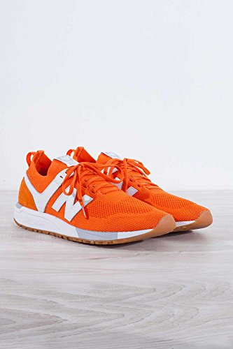 new balance hombres naranjas