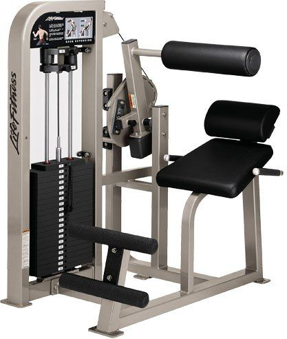 Name this equipment featured products fitness commercial gym