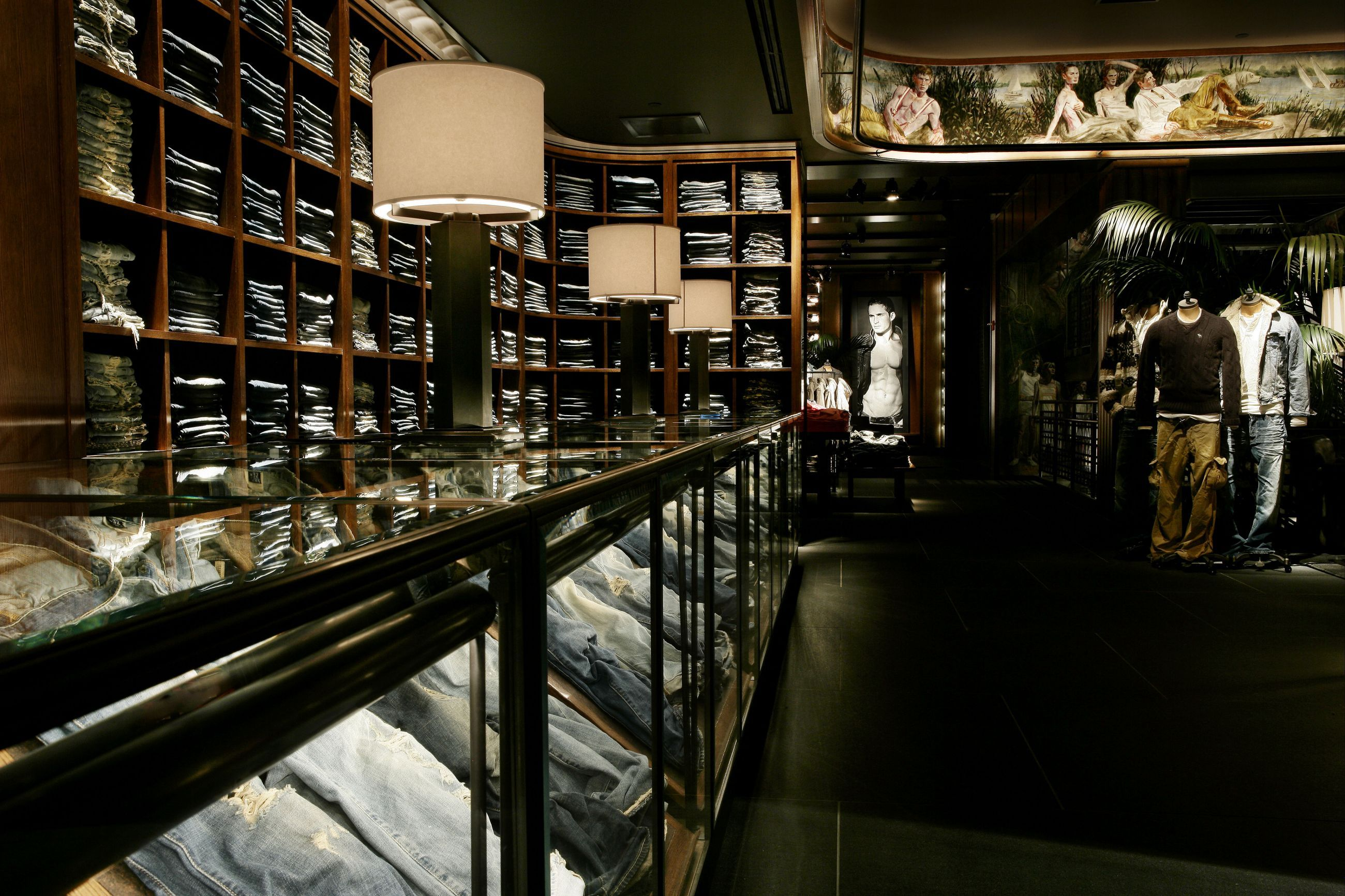 Abercrombie & Fitch Flagship Stores - Selldorf Architects ...